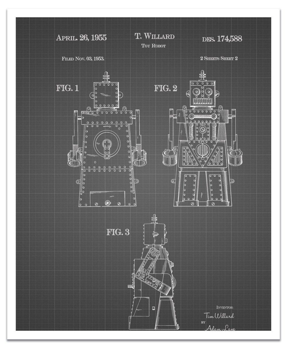 Amazon.com: JP Londres posjsg08 Jetsons Rosie Robot Peel y ...