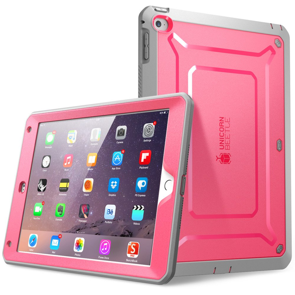 top 10 best rugged ipad air cases buying guide 2019 2020 onipad air 2 case, supcase [heavy duty] apple ipad air 2 case [2nd generation] 2014 release [unicorn beetle pro series] full body