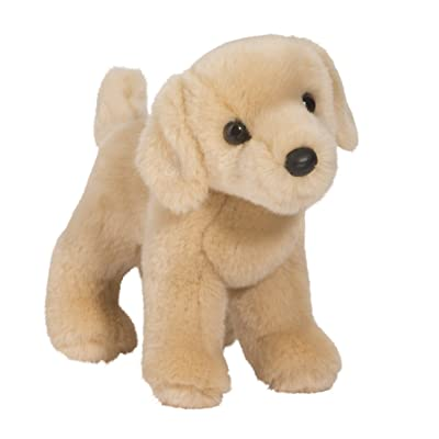 Douglas Zach Yellow Lab Plush Stuffed Animal: Toys & Games