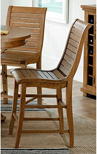 Progressive Furniture Willow Counter Height Dining Chair