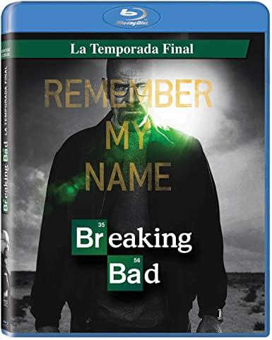 Breaking Bad T. Final - Bd Duo [Blu-ray]: Amazon.es: Bryan Cranston, Aaron Paul, Anna Gunn, Vince Gilligan, Bryan Cranston, Aaron Paul, Vince Gilligan: Cine y Series TV