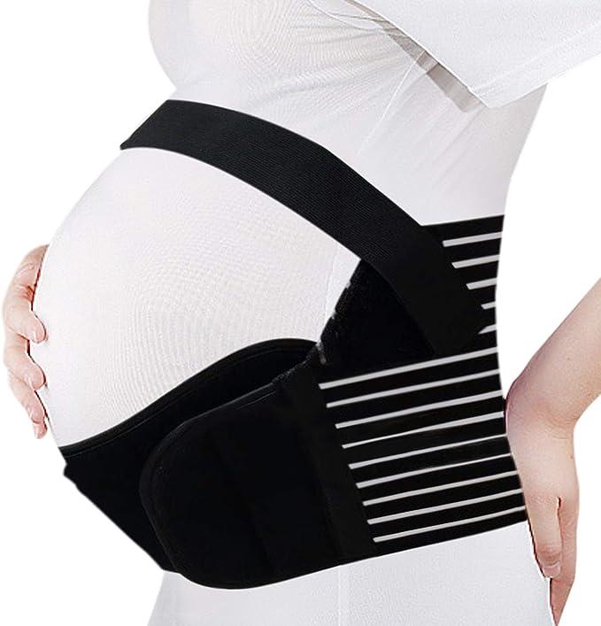 Amazon.com: Cinturones de apoyo para el vientre de la ...