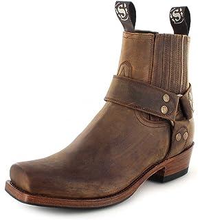 Sendra Boots 8286 13 schwarz Gr. 48 * incl. original
