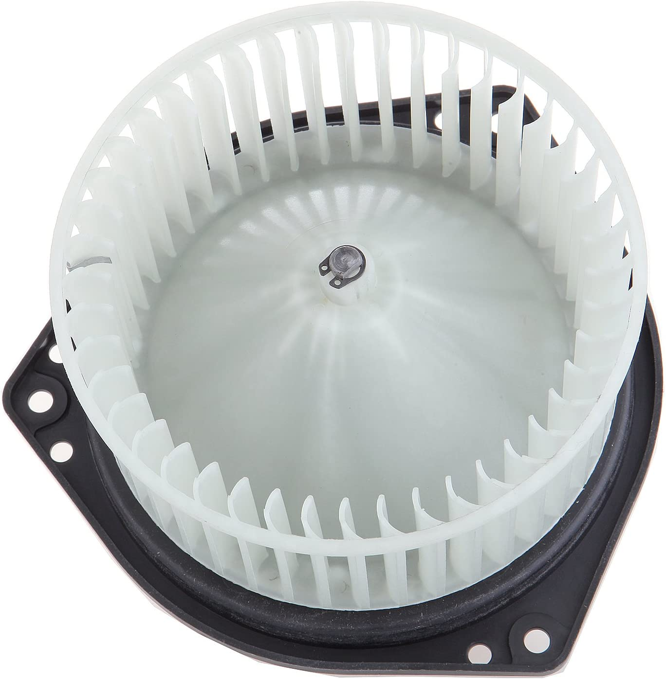 ABS plastic Heater Blower Motor w//Fan Cage ECCPP FIT for 2004-2009 Chevy Aveo 2010 Chevy Aveo 2009 Pontiac G3 2005-2009 Pontiac Wave