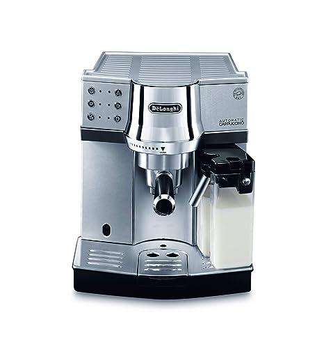 DeLonghi EC 850.M - Cafetera de filtro, 1450 W, 1 L, acero inoxidable, plata