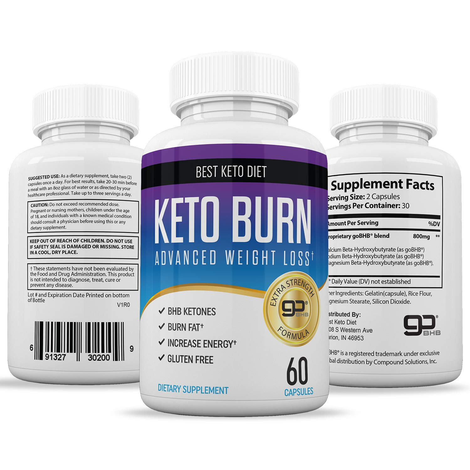 Amazon Com Best Keto Pills Weight Loss Supplements To Burn Fat