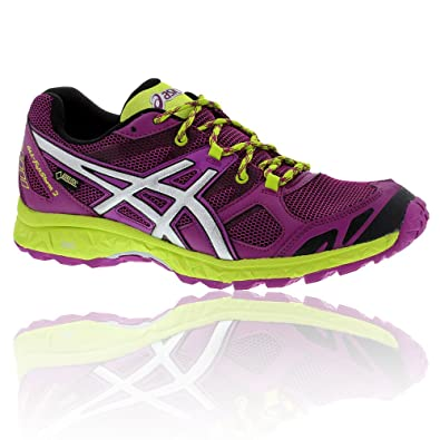 asics damen gore-tex® walkingschuhe »gel-fujistorm
