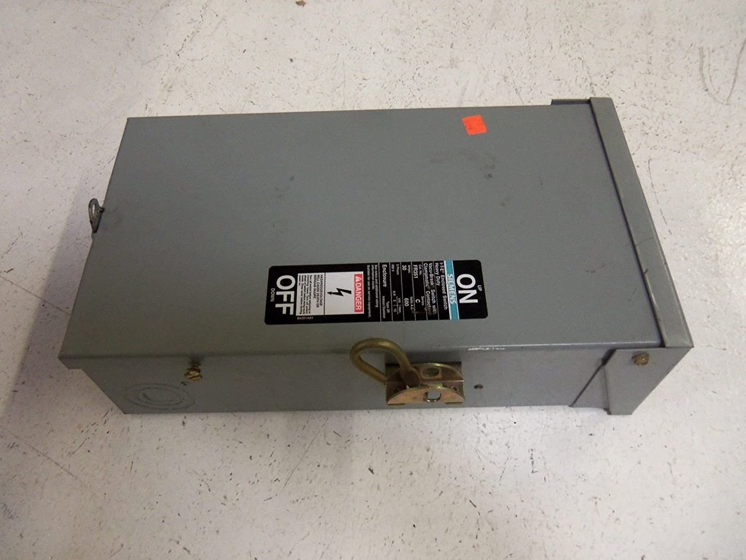 SIEMENS FR351 SAFETY SWITCH *NEW OUT OF BOX*