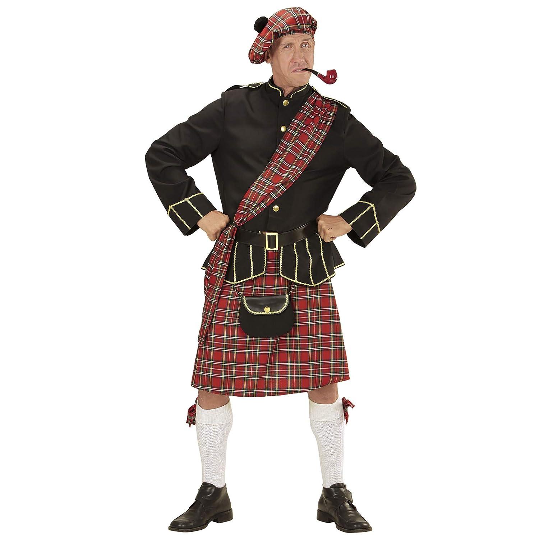 WIDMANN wdm59233 ? Disfraz escocés, multicolor, large: Amazon.es ...