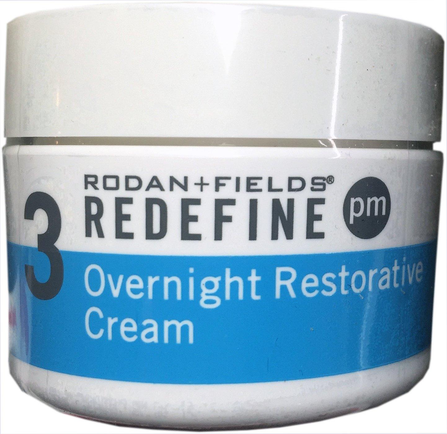 Rodan + Fields REDEFINE Overnight Restorative Cream (Creme), 30 mL/1.0 Fl. Oz.