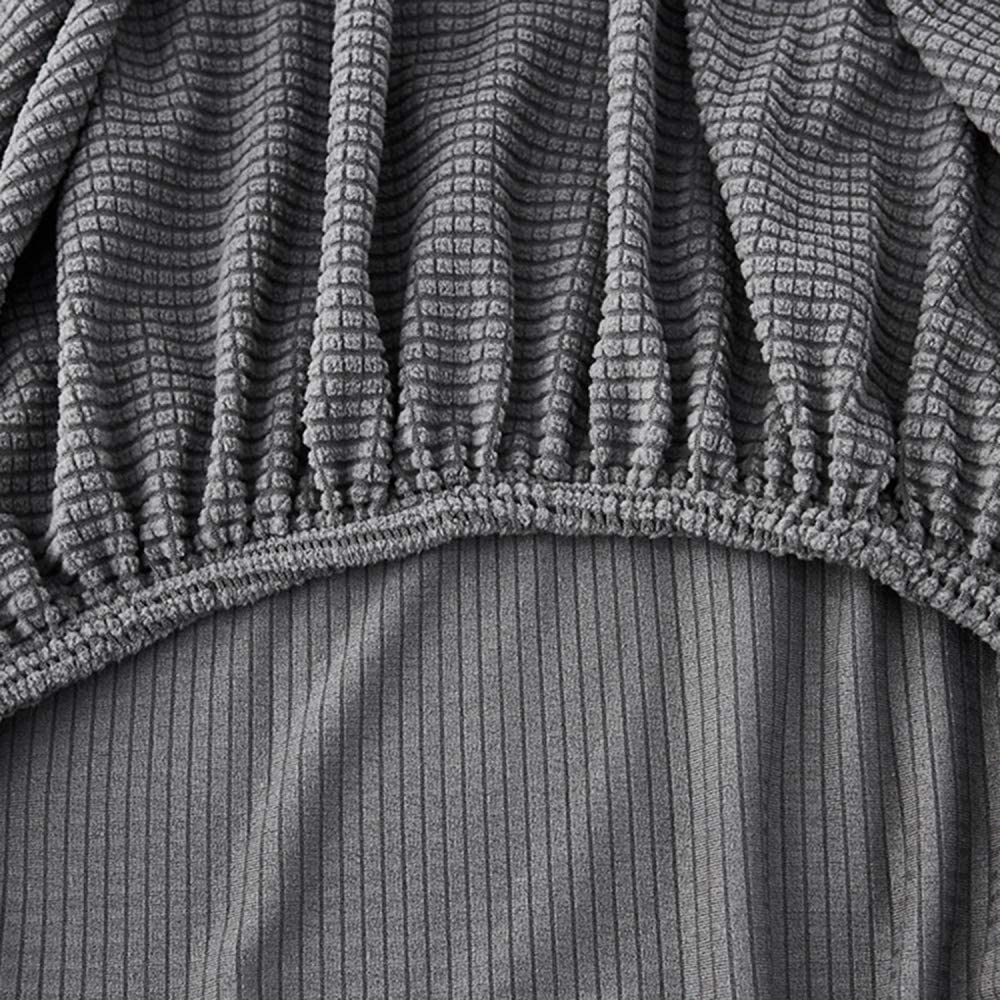 Copri Testata Letto Fodera Elastica Estensibile Protezione Coprire Antipolvere,A-180 * 65CM Copertura Per Testiera Per Letto Decorazione Per Camera Da Letto