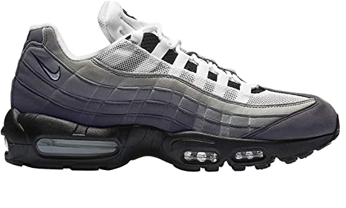 Casarse Actuación Extensamente  Nike Nike Air Max 95 Og, Unisex Adult's Track & Field Shoes Track & Field  Shoes, Multicolour (Black/White/Granite/Dust 003), 6 UK (39 EU): Amazon.co.uk:  Shoes & Bags