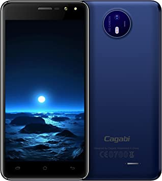 Cagabi One - HD Smartphone 3G Android 6.0 (Pantalla 5.0 , Dual ...