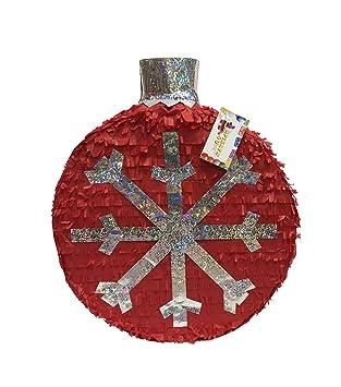 Christmas Pinata.Amazon Com Apinata4u 2 D Christmas Pinata Ornament Shape
