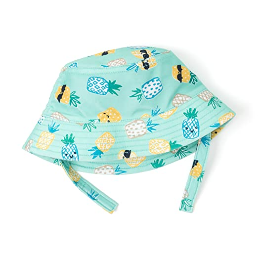 2d1548f761dd6 Amazon.com  Gymboree Baby Boys Pineapple Bucket Hat  Clothing