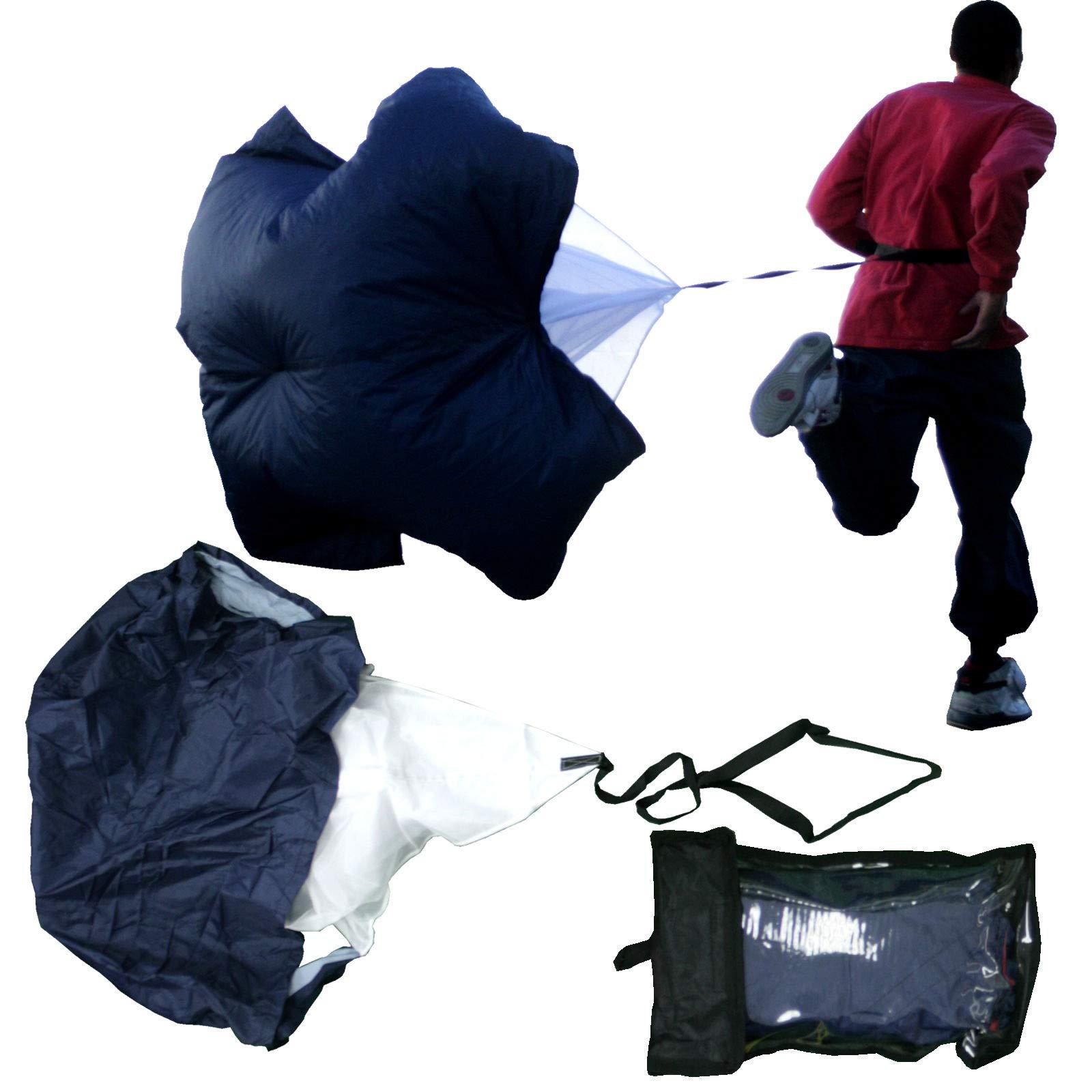 Bright Sun 1 pcs Parachute Training Speed #BDMN by Bright Sun