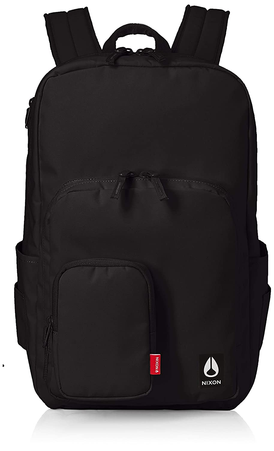 [ニクソン] リュックサック DAILY 20L BACKPACK B07MXP9HYQ ALL BLACK NYLON