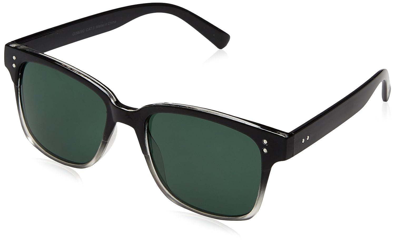 Starlite Universe 10002 Gafas de Sol, Black, 55 para Hombre