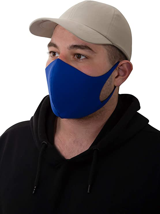 Unisex Face Mouth Cover US Fashion Washable /& Reusable Breathable 2x Facemask
