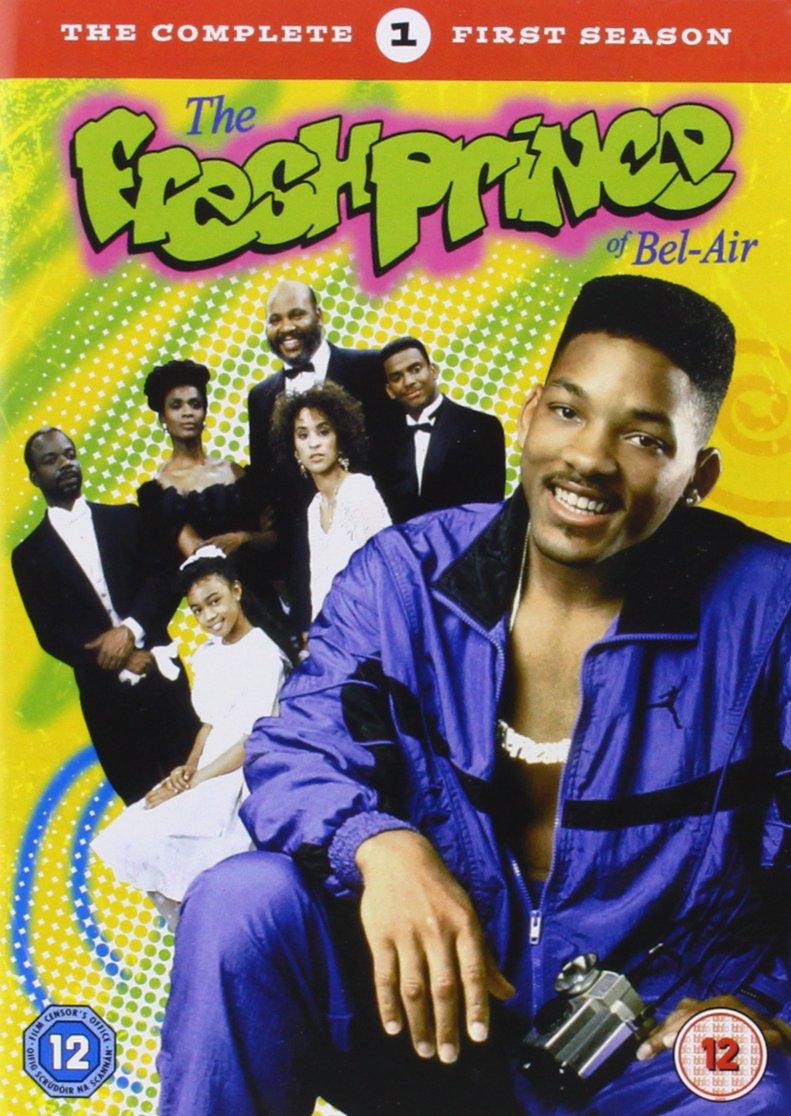 The_Fresh_Prince_of_Bel-Air_(TV_Series) [Reino Unido] [DVD]