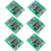 gotyou 6 Piezas MP1584EN Módulo de Fuente de Alimentación,DC-DC Adjustable Buck Converter Step Down Power Supply Module…