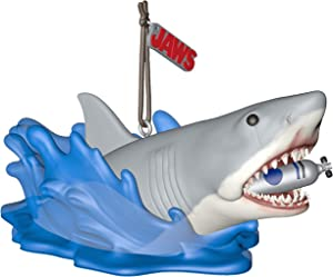 Hallmark Keepsake Christmas Ornament 2020, Jaws Shark Attack
