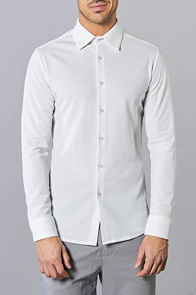 Sepiia Camisa Blanca 1.0 Slim fit