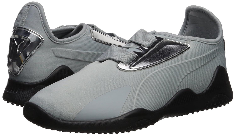 PUMA Mostro Anodized Sneaker B06XVYYGRR 6 M US|Quarry-quarry-puma Black
