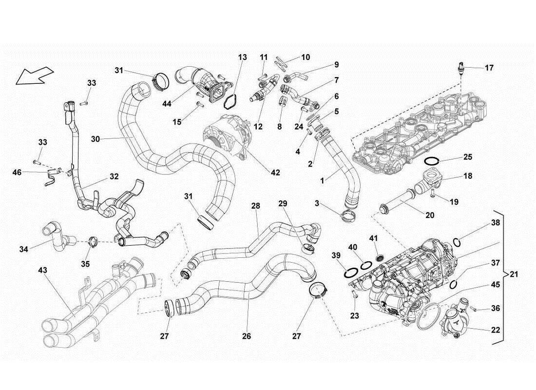 Lamborghini Gallardo Lp570-4 Sl Update Screw M6X30