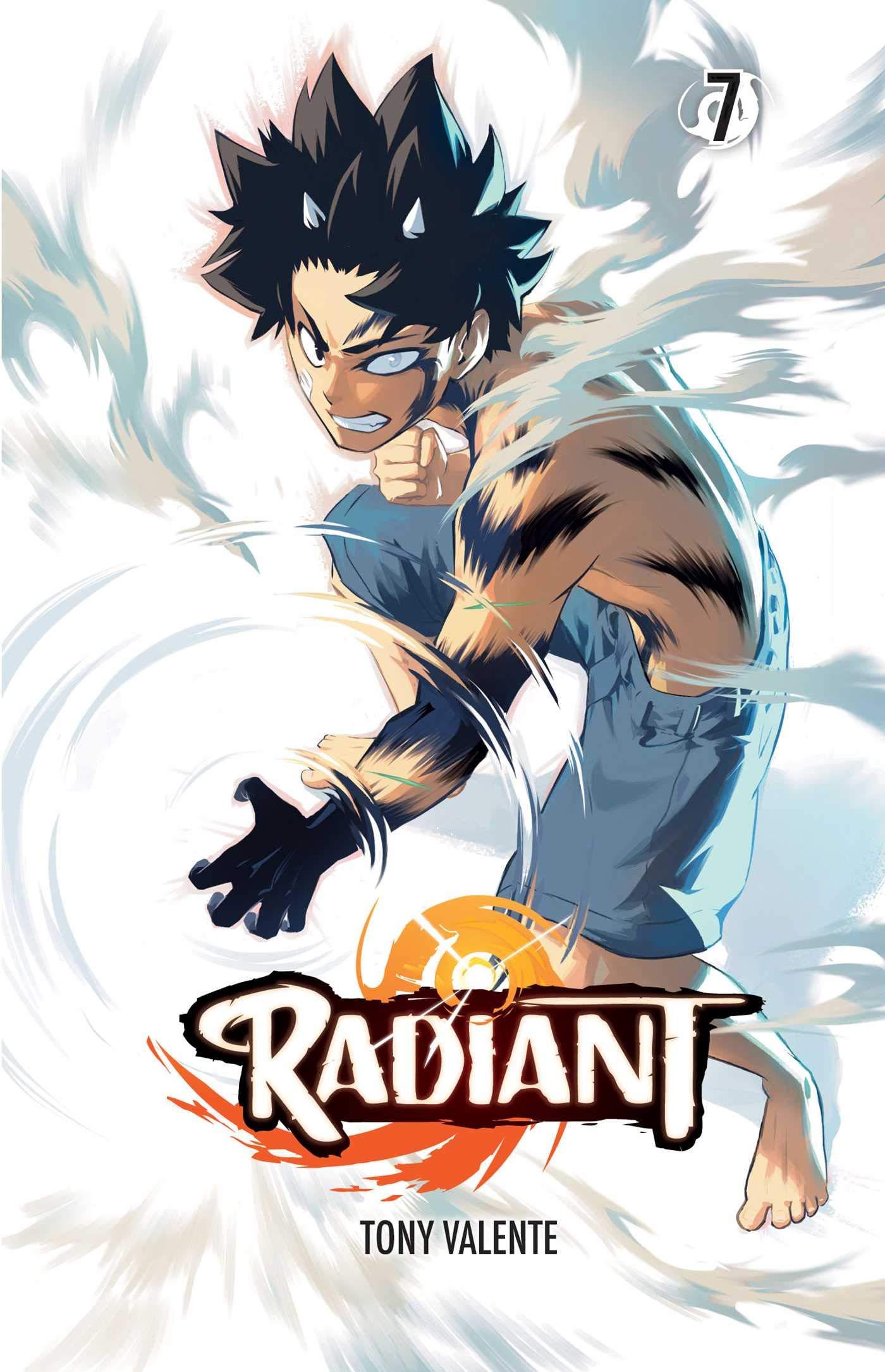 Radiant Vol 7 Tony Valente product image