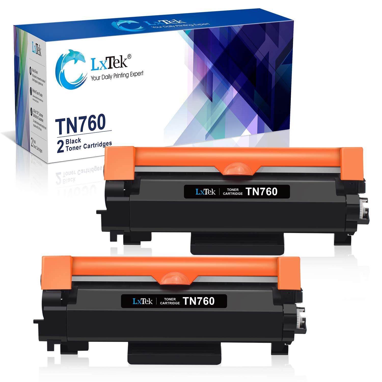 With CHIP TN760 TN 730 Toner For Brother MFC-L2730DW HL-L2350DW MFC-L2750DW LOT