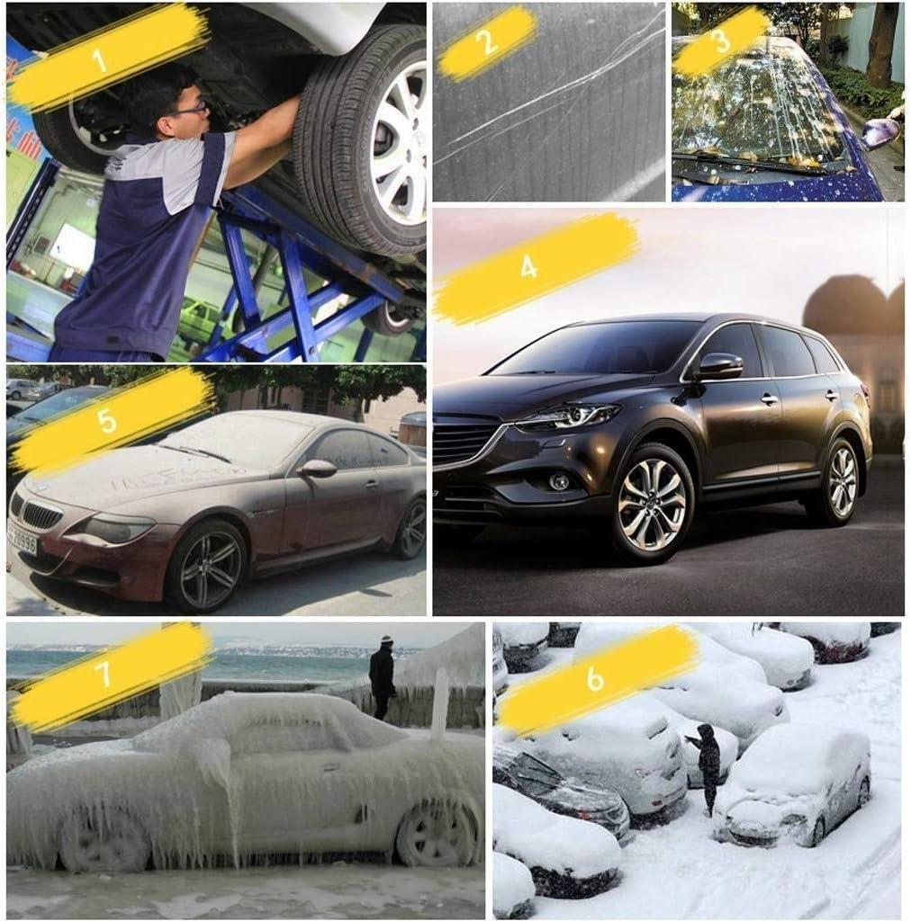impermeable color azul protector solar engrosamiento cubierta para coche Cubierta de coche para coche para Mercedes Benz S500 Sed/án cubierta especial para coche de coche