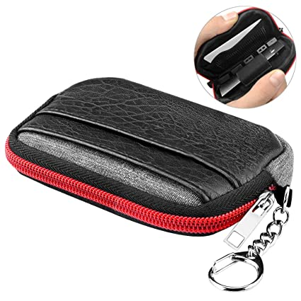 Travel Carrying Case for JUUL Pods Charger, Portable Nylon Material  Pouch  Carrying Cover Storage Bag Compatible with Juul Kit/MLV Phix/Bo