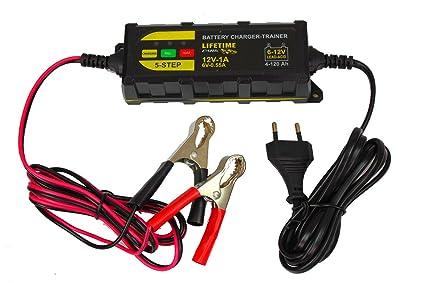 All Ride - 871125248736 - Cargador portátil para baterías ...
