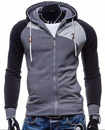 2018 Hoodies Men Sudaderas Hombre Hip Hop Mens Leisure Zipper Jacket Hoodie Sweatshirt Slim Fit,