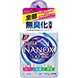 トップ スーパーナノックス ニオイ専用 洗濯洗剤 液体 本体400g