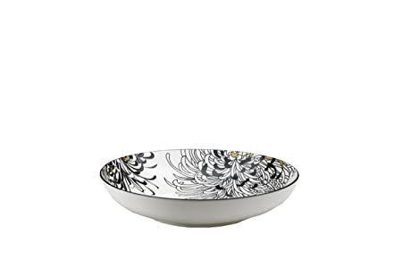 Denby Monsoon Chrysanthemum Pasta Bowl 24.5 cm  sc 1 st  Amazon UK & Denby Monsoon Chrysanthemum Pasta Bowl 24.5 cm: Amazon.co.uk ...