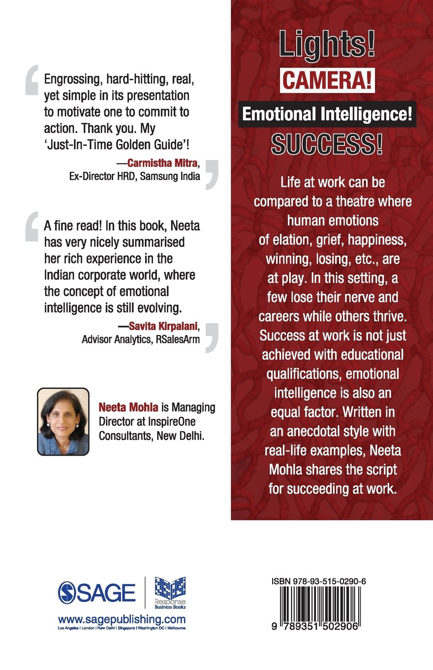 Buy Human Drama Inc Emotional Intelligence In The Workplace Book