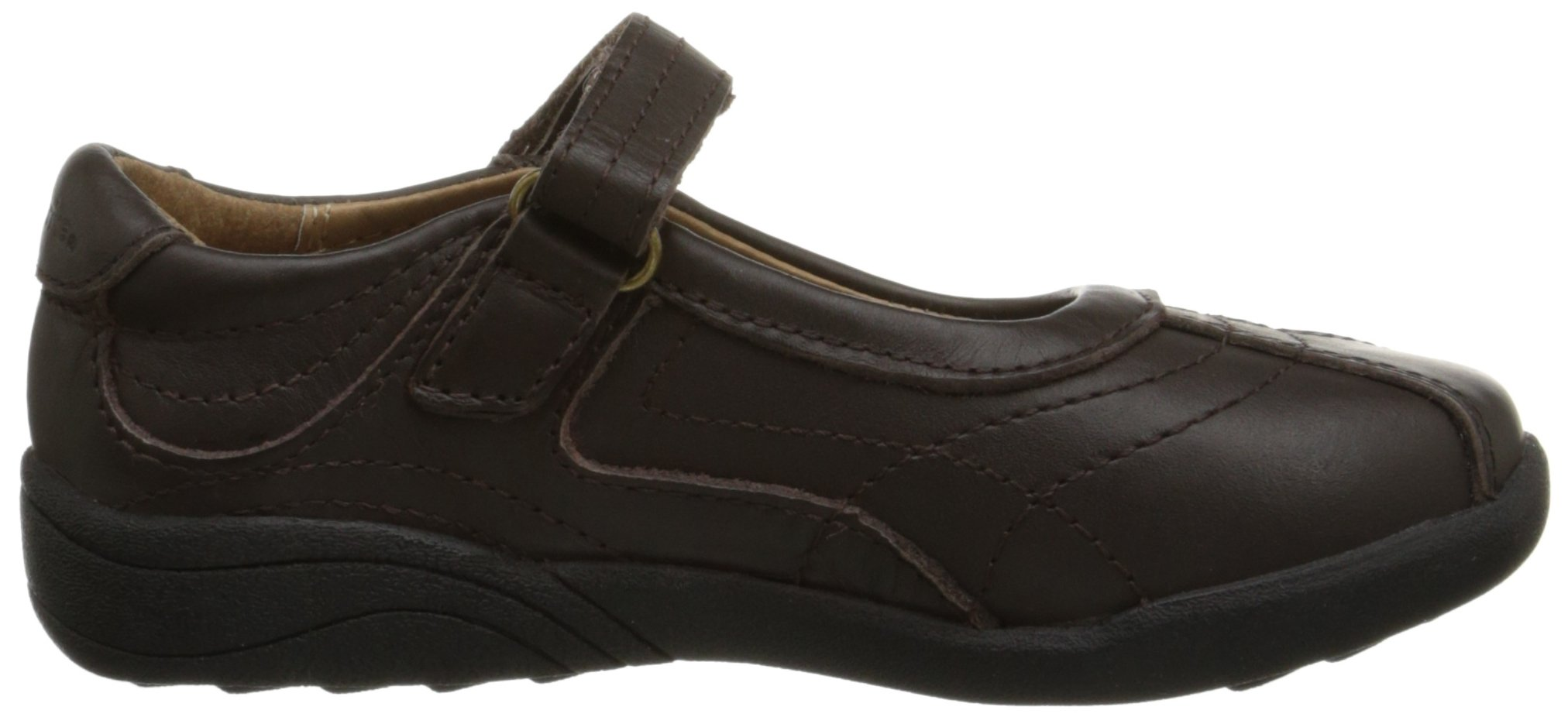 Stride Rite Claire Mary Jane (Toddler/Little Kid/Big Kid),Brown,13 M US Little Kid by Stride Rite (Image #7)