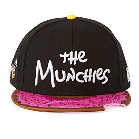 Cayler   Sons Munchies Snapback Cap  Amazon.co.uk  Clothing 5381ecde908