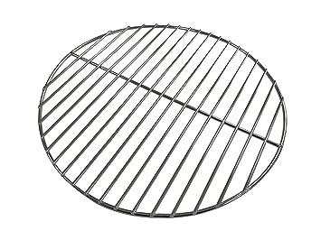 SunshineBBQs De repuesto rejilla de barbacoa de carbón Grill para Kettle Weber 47 cm barbacoa (