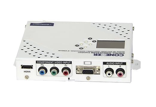 ANTIFERENCE DMHD01 Conexer HDMI DVB-T modulador de HDMI sobre cable coaxial: Amazon.es: Electrónica