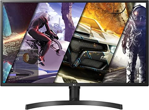 LG 32UK550-B monitor 4K UHD de 32 pulgadas con tecnología Radeon ...
