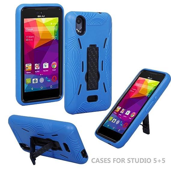 promo code eda36 75299 Amazon.com: BLU Studio C 5+5 LTE Case S0050UU /BLU Studio C 5+5 Case ...