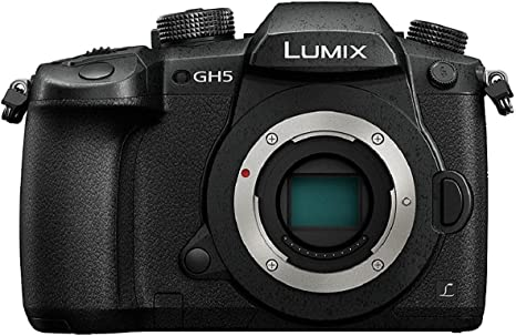 Panasonic Lumix DC-GH5 Cuerpo MILC 20.3MP Live Mos 5184 x ...