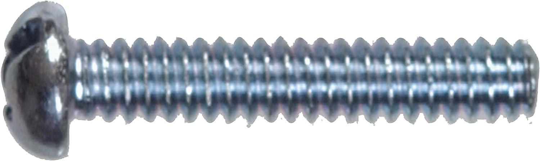 The Hillman Group 90212 8-32X3 RND MACH SCREW