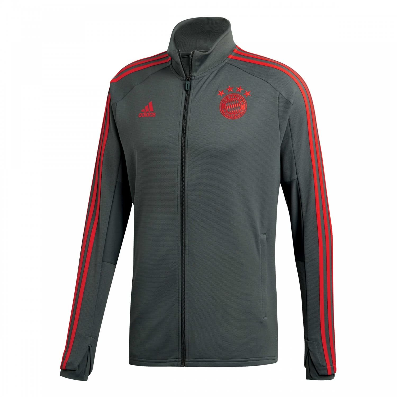 Adidas Herren 18 19 Fc Bayern Trainingsjacke
