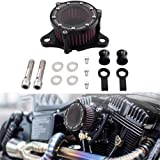 Heart Horse Air Cleaner Intake Filter System Kit for 1988-2015 Harley sportster XL883 X 1200