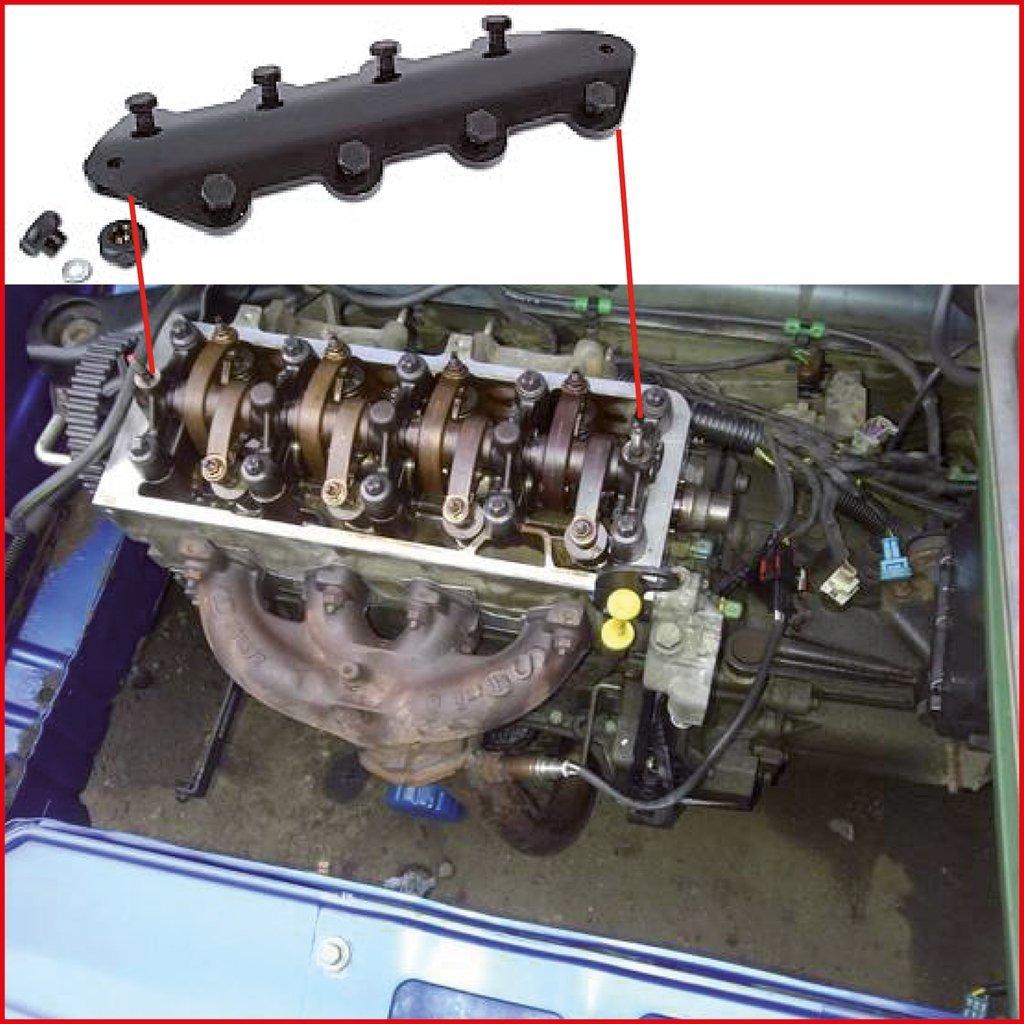 KS Tools 400.9001 - Compresor de muelles de válvula para motor Citroëny Peugeot: Amazon.es: Bricolaje y herramientas