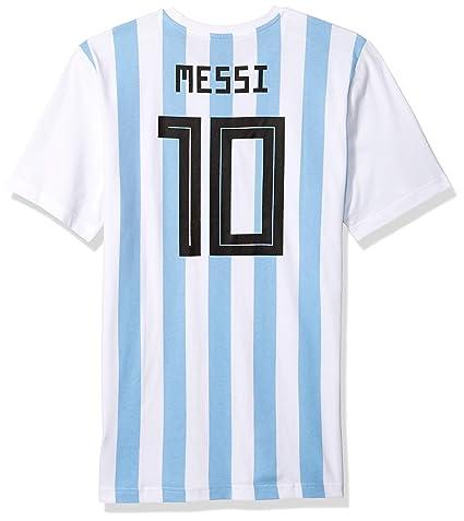 adidas - Camiseta de fútbol para niño - CY1771, Size 5T ...